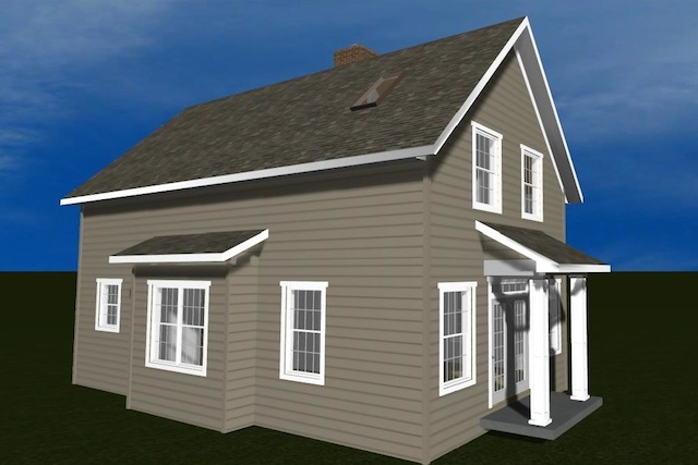 Farm Plan House1