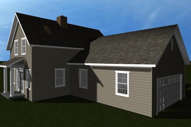 Farm Plan House3