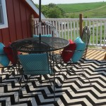 Mohawk rug chevron patio08