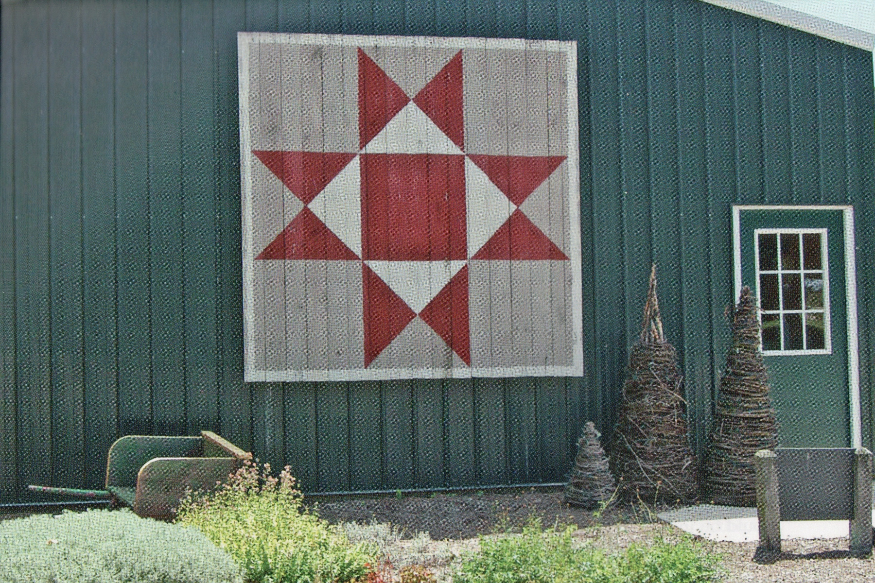 Easy barn quilt patterns to make joy studio design for How to draw a barn easy