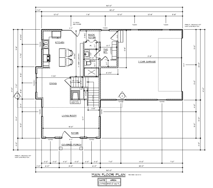 Farmhouse house plan