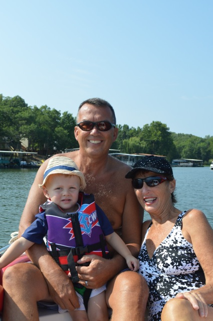 Ozarks Family Vacation 201402