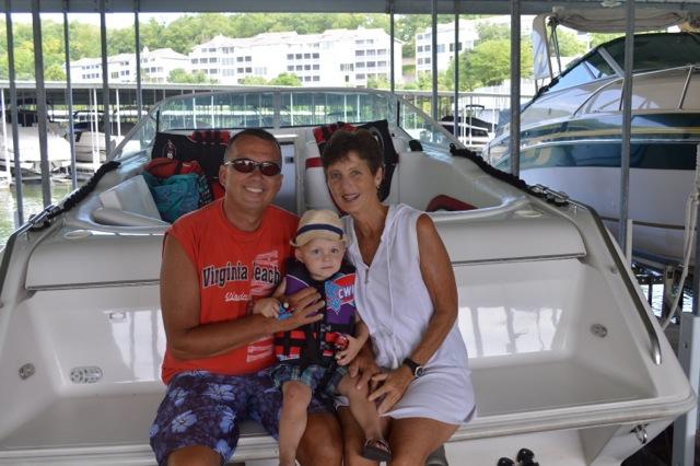 Ozarks Family Vacation 201412