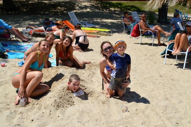 Ozarks Family Vacation 201415