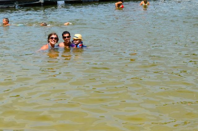Ozarks Family Vacation 201416