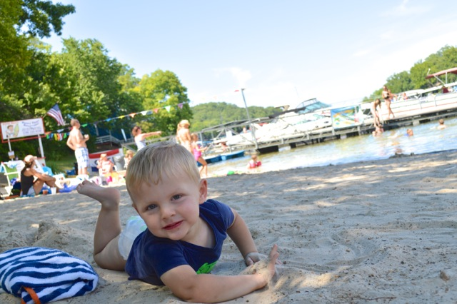 Ozarks Family Vacation 201418