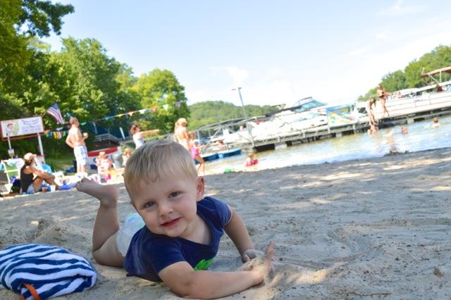 Ozarks Family Vacation 201418