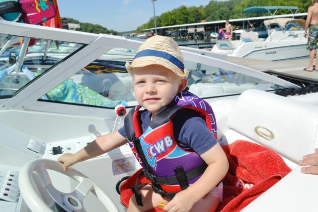Ozarks Family Vacation 201420