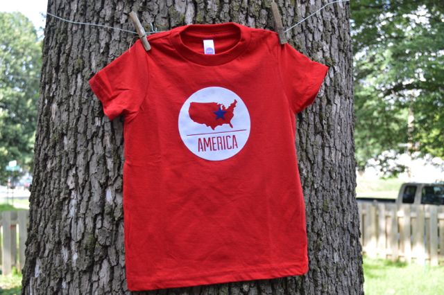 Patriotic Fourth of July shirts1