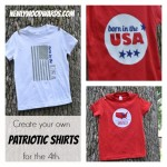 Patriotic shirts NewlyWoodwards