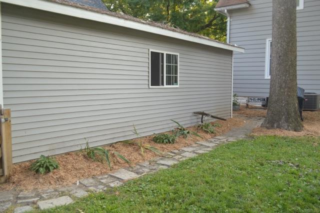 Yard mulch 20142