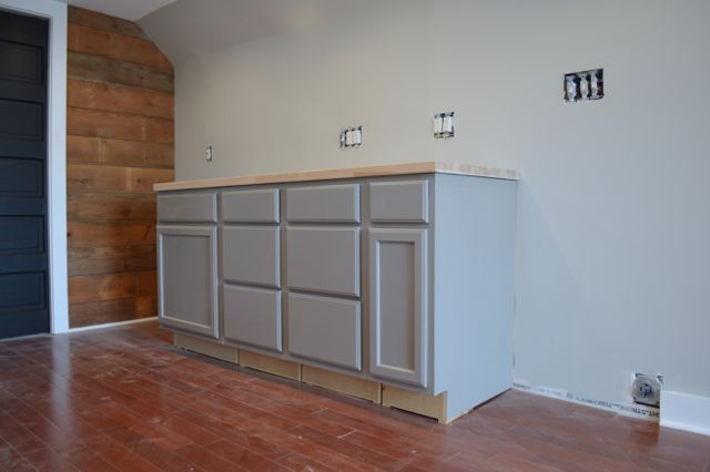 Behr Elephant Skin Cabinets3