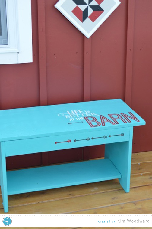 Life-is-better-at-the-barn-vinyl-bench-by-Kim-Woodward41