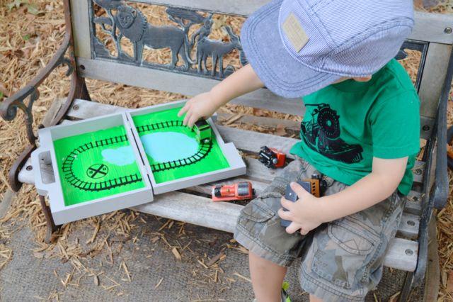 Personalized railroad briefcase4
