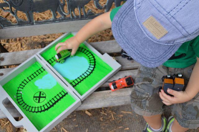 Personalized railroad briefcase5