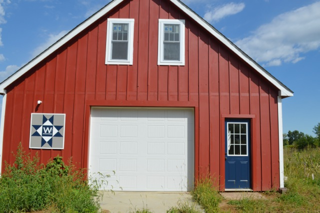 Barn updates September5