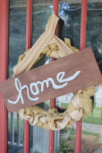 Making a home sign with Dremel NewlyWoodwards5