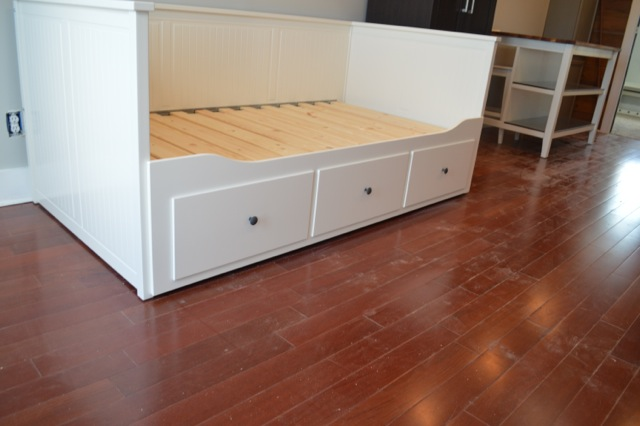 Luxury But then I went to IKEA with Michelle and Shannon and we found the STENSTORP island With a purdy butcher block top I can ut resist butcher block