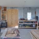 Barn Garage Walls and Ceiling NewlyWoodwards03