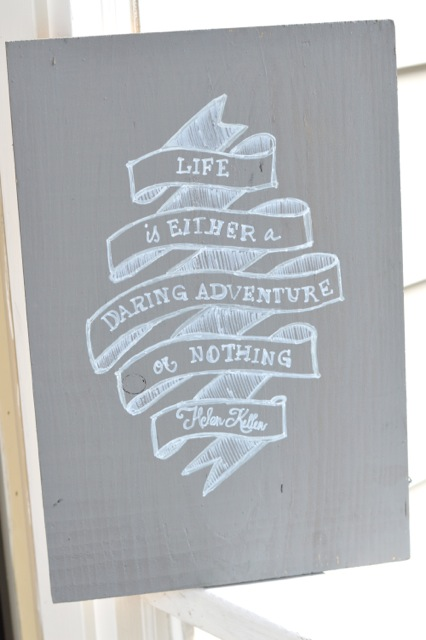 Barnwood sign craft night3