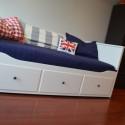 IKEA daybed NewlyWoodwards barn2