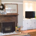living room built in television cabinet fireplace newlywoodwards.com1