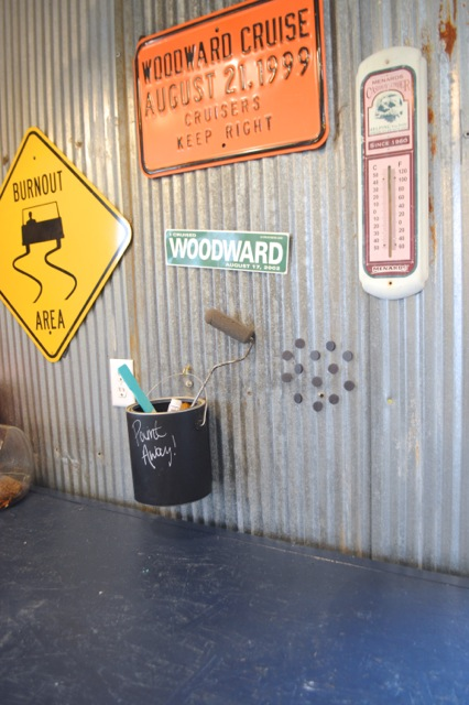 Barn Garage Workspace Reveal NewlyWoodwards11