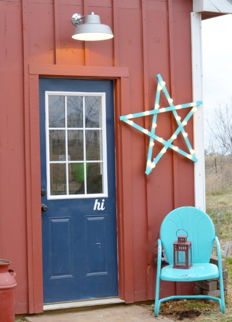 Marquee primitive star NewlyWoodwards