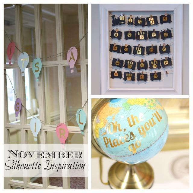 November Silhouette Inspiration