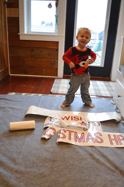 Henry helping wall hanging1
