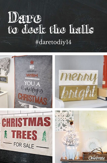 dare to deck the halls