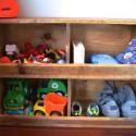 Storagepalooza Land of Nod knock off storage bins NewlyWoodwards1