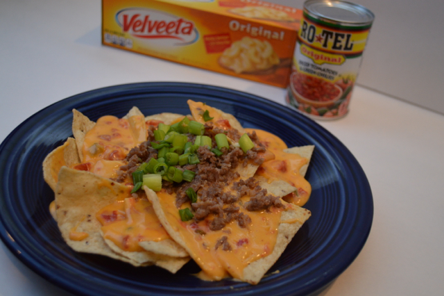 Velveeta and Ro*Tel Queso Steps3