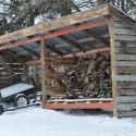 Firewood storage2