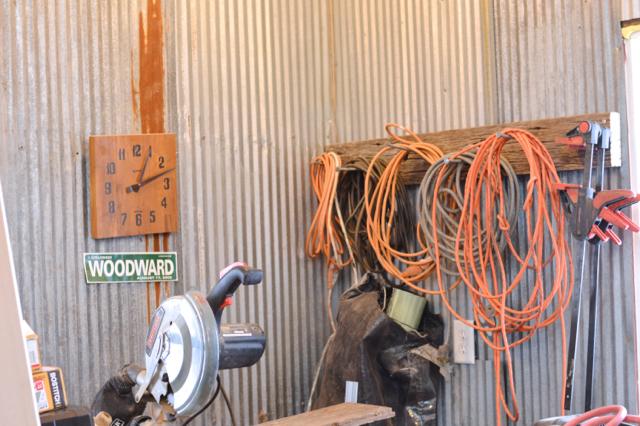 Wall garage storage NewlyWoodwards4