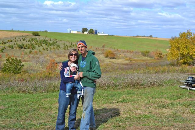 View barn family photo 2012