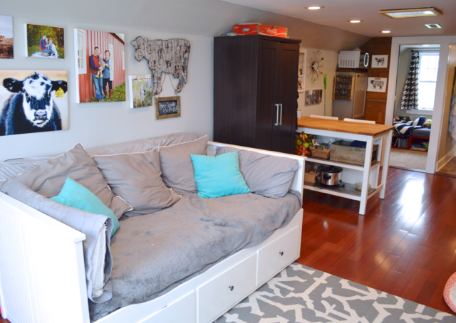 Cool A Tiny House Tour Updated Newlywoodwards Largest Home Design Picture Inspirations Pitcheantrous