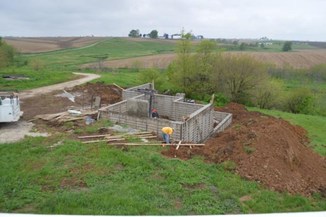 basement building progress newlywoodwards3