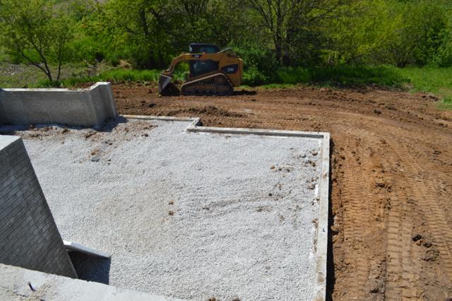 basement building progress newlywoodwards6