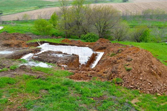 digging a foundation newlywoodwards11