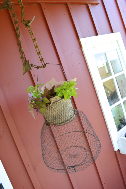 fish basket planter2