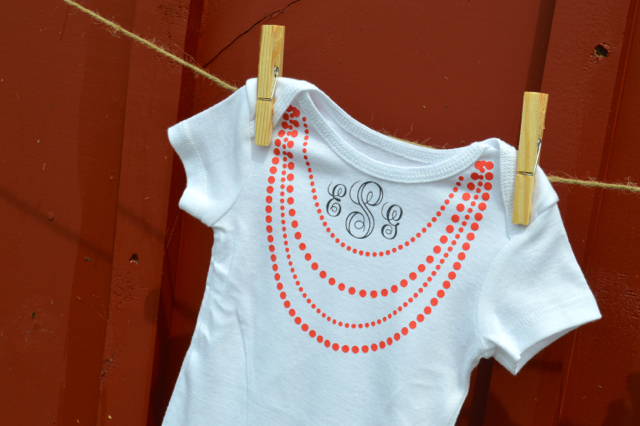 personalized girl onesies silhouette2