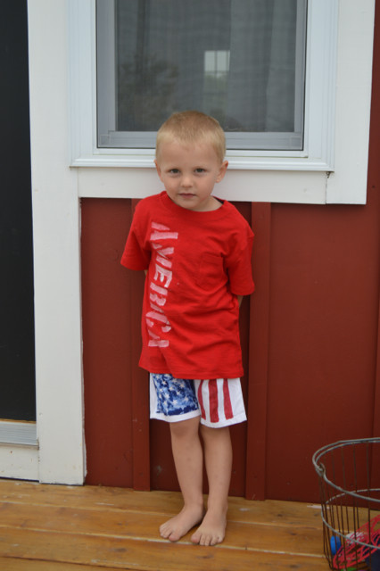 American Flag Shorts DIY Toddler NewlyWoodwards2
