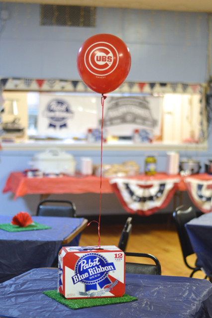 Baseball and beer birthday party06