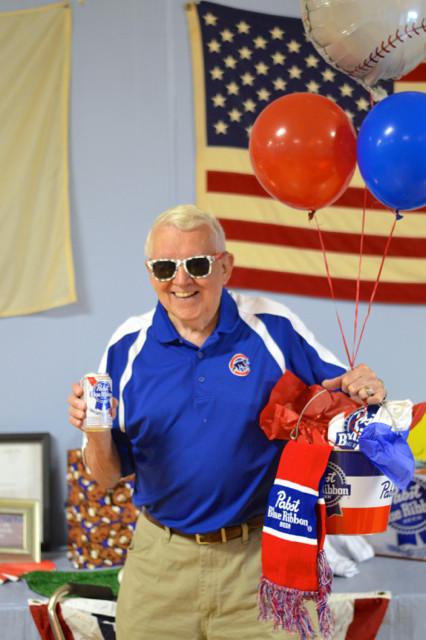 Baseball and beer birthday party15