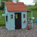 Cedar playhouse repainted1