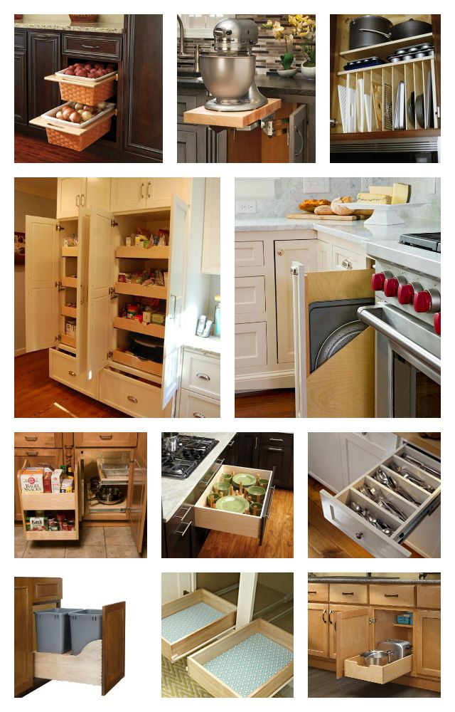 Kitchen Closet Organization Ideas Part - 27: 11 Kitchen Organization Ideas NewlyWoodwards