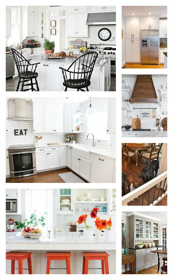 Kitchen inspiration and details