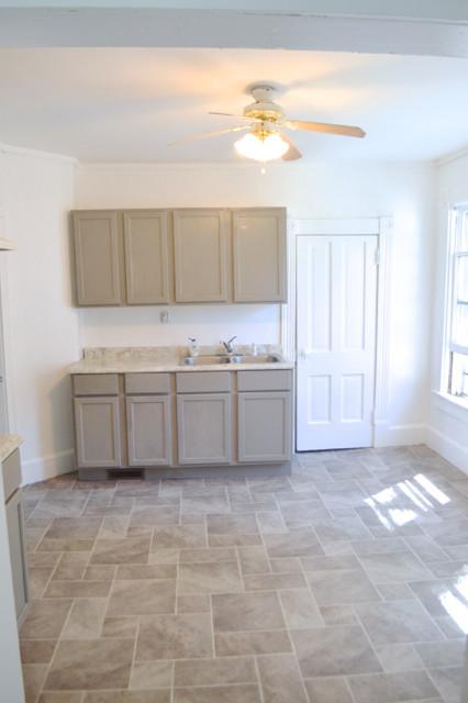 behr elephant skin kitchen cabinets gray01
