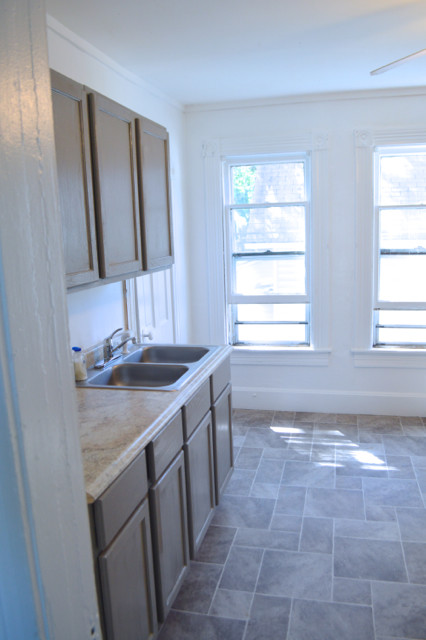 Painting Kitchen Cabinets And Walls In The Rental